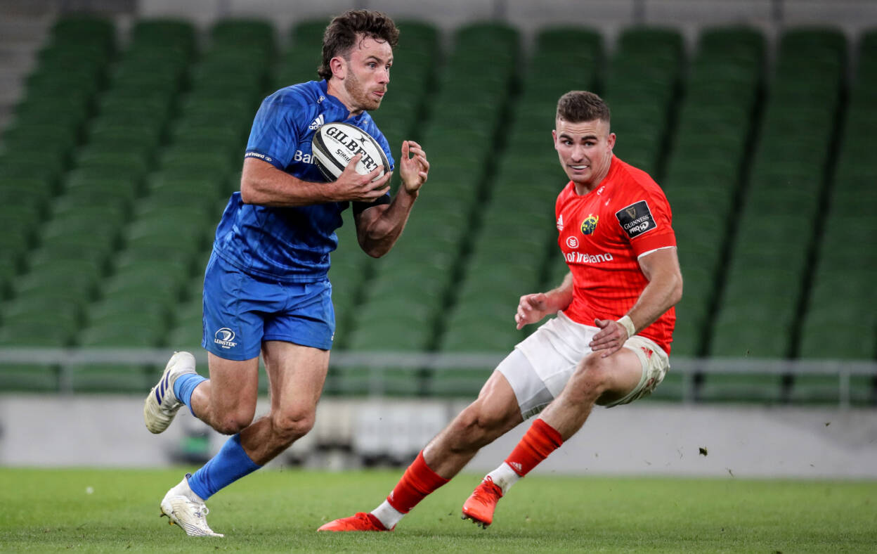Leinster Make Six Changes For Treviso Trip