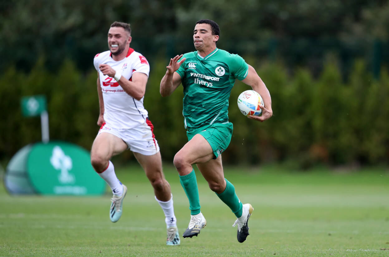 Ireland And Ulster Impress On Opening Day Of IRFU Academy 7s