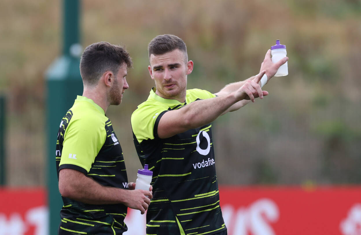 New Faces Fitting In Quickly For Ireland's Autumn Mission
