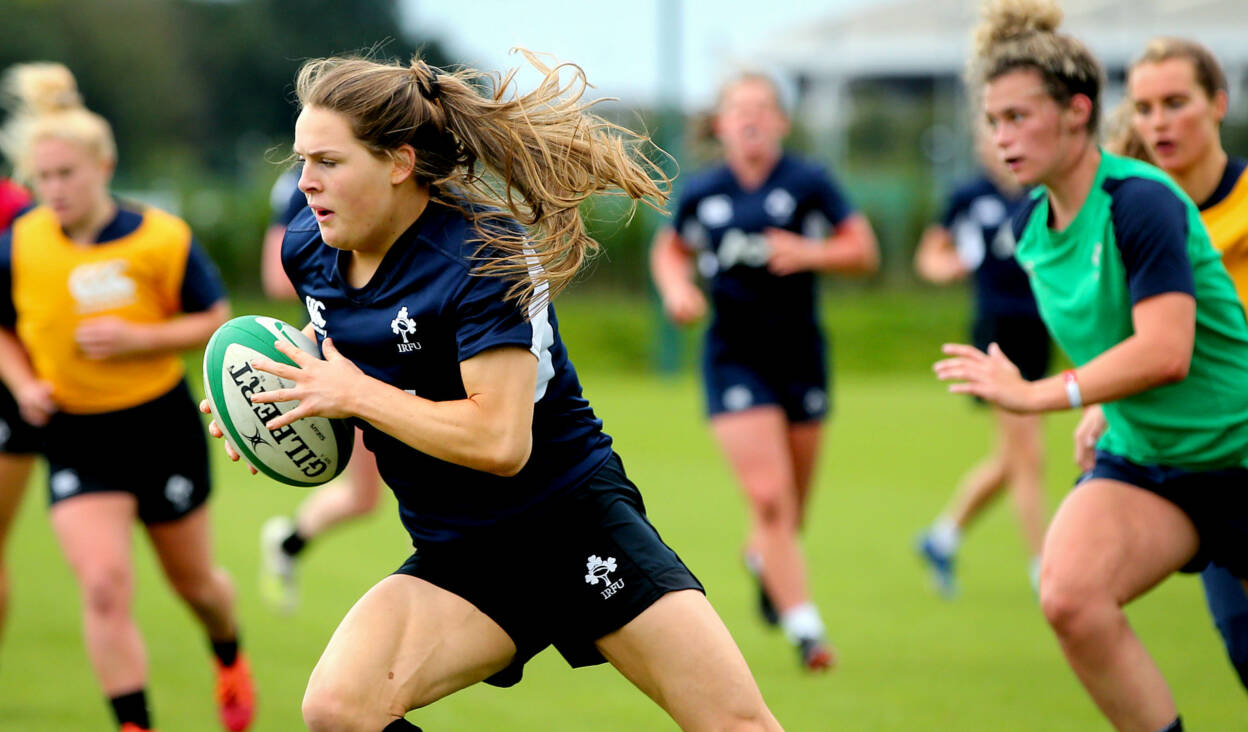 Parsons Primed As Ireland Women 'Hit The Ground Running'