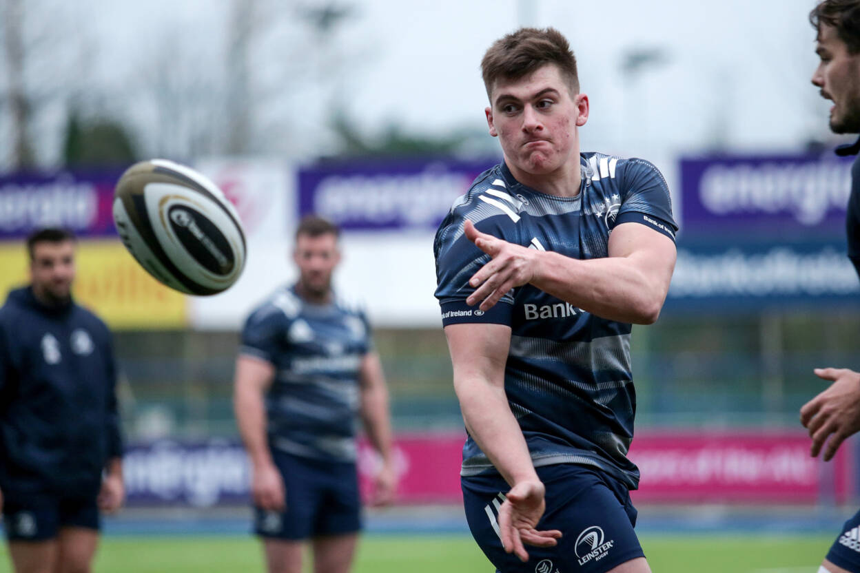 Debutants Turner And Sheehan To Start For Leinster