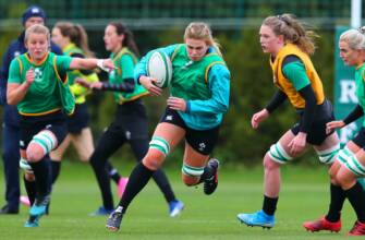 'I Can't Wait' – Wall Building For Women's Six Nations Restart