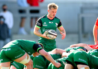 Reilly And Prendergast Poised For Their Connacht Debuts