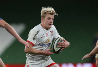 Lyttle Shifts To Full-Back For Ulster's Duel With Dragons