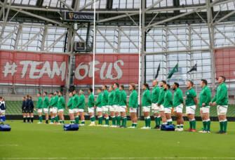 Guinness Six Nations: Ireland 50 Italy 17