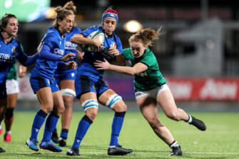 Griggs Picks Out Late Call-Up Sheehan For Praise