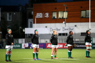 'We Still Have The Same Goals' – Griffin On Women's Six Nations Postponement