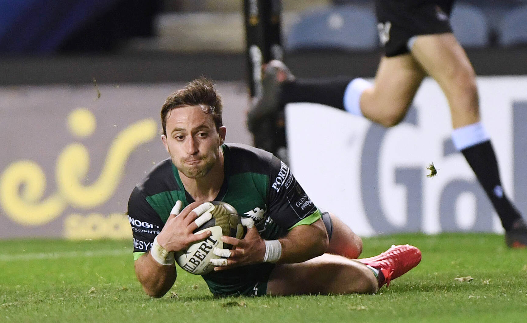 Blade Provides Cutting Edge As Connacht Bounce Back In Style