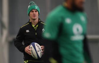 Captain's Call: Sexton Looks Ahead To France Showdown