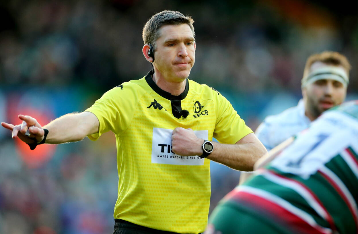 'It Has Been An Unbelievable Journey' – Clancy Steps Away From Refereeing