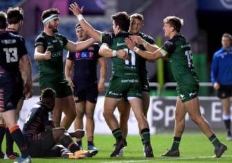 Connacht's Match Against Benetton Is Postponed
