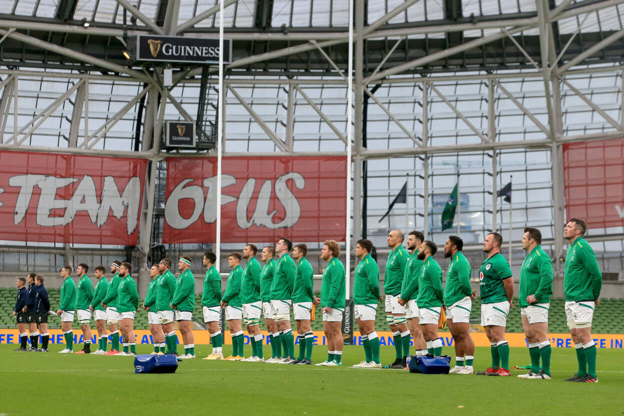 Ireland Squad to Reassemble as Players Return from PRO14 Action