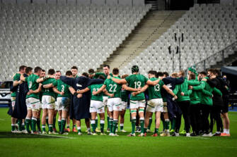Ireland Rue Missed Chances As Fluent France Come Out On Top