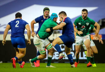 Farrell: Our Errors Fed Energy To The French