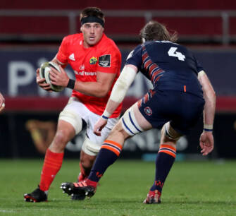 Stander And Daly Scoop Munster Player Awards