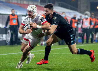 Ulster Too Strong As They Hit Glasgow For Six