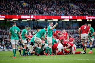 Guinness Series: Ireland v Wales Match Centre