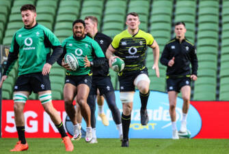 John Fogarty On Guinness Series And Wales Challenge