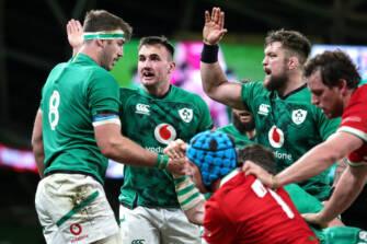 Guinness Series: Ireland 32 Wales 9