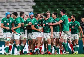 'It Means The World' – Lowe Savours Ireland Debut
