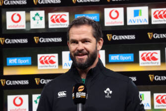 Farrell Reflects On Well-Judged Win Over Wales