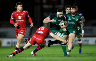 Disappointing Return For Connacht Against Three-Try Scarlets