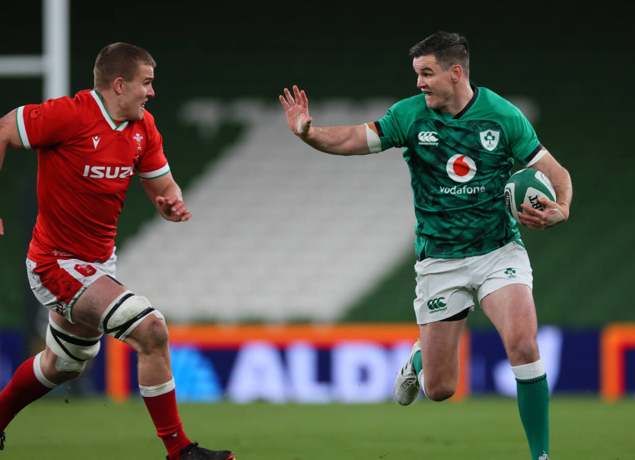 Ireland Squad Update: Sexton And Henshaw Ruled Out Of England Game