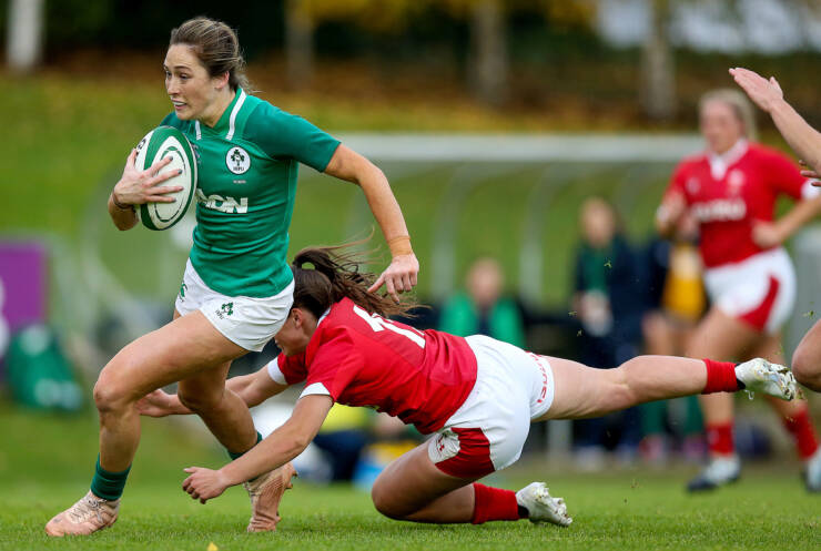 Irish Stars Form Part Of All Female Commentary Team On TG4
