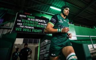 Dillane Poised For 100th Connacht Cap In Parma