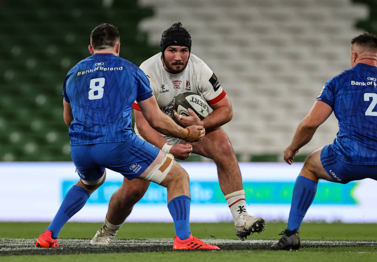 Ulster Make Six Changes For Scarlets Clash