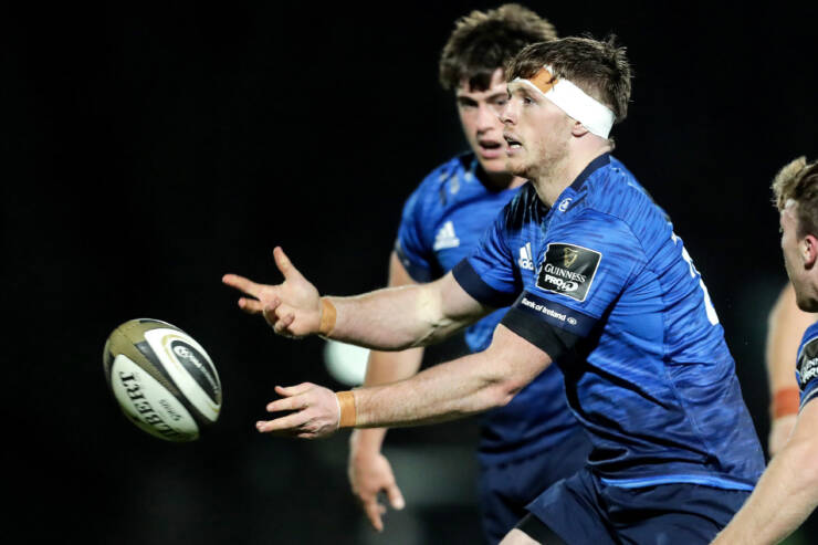 Molony, Baird And Murphy Added To Leinster Pack