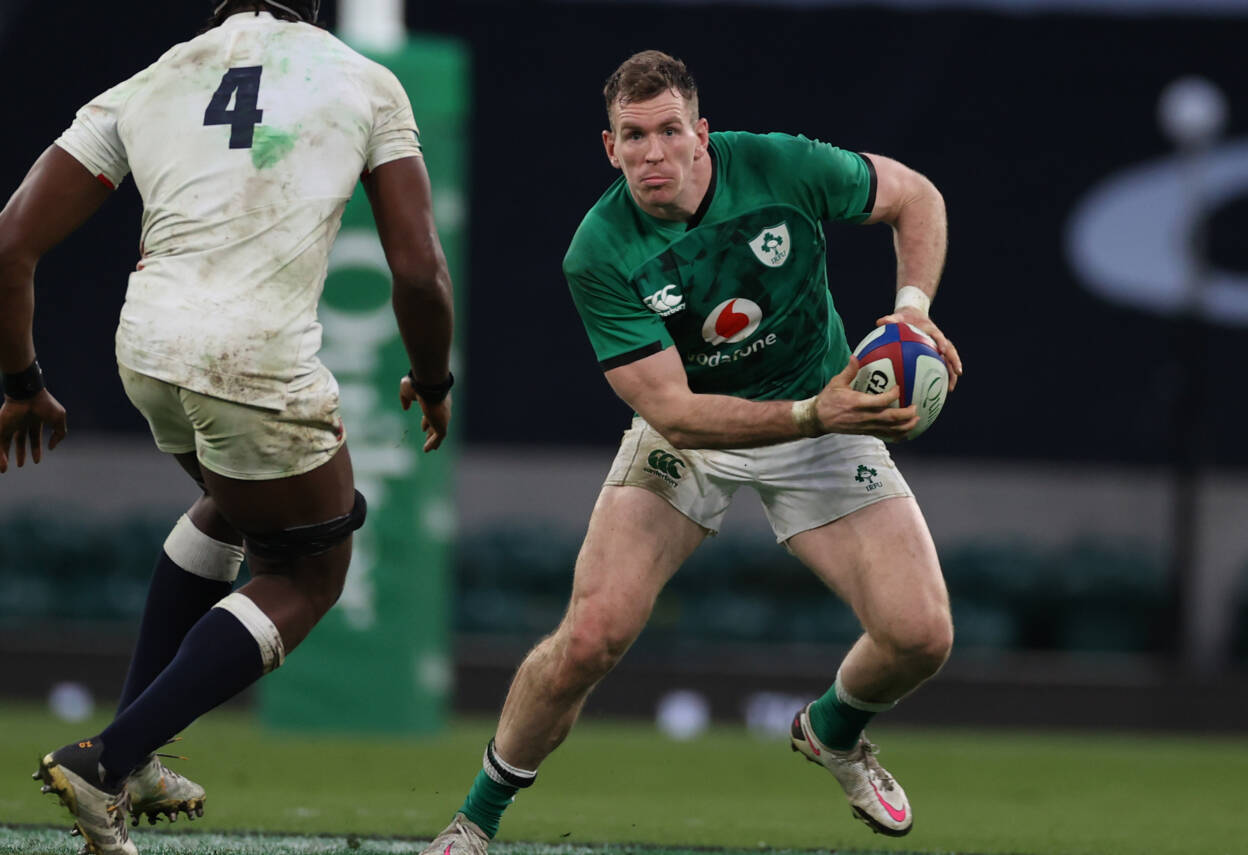 'I Think We've A Lot Of Areas To Grow In' – Chris Farrell