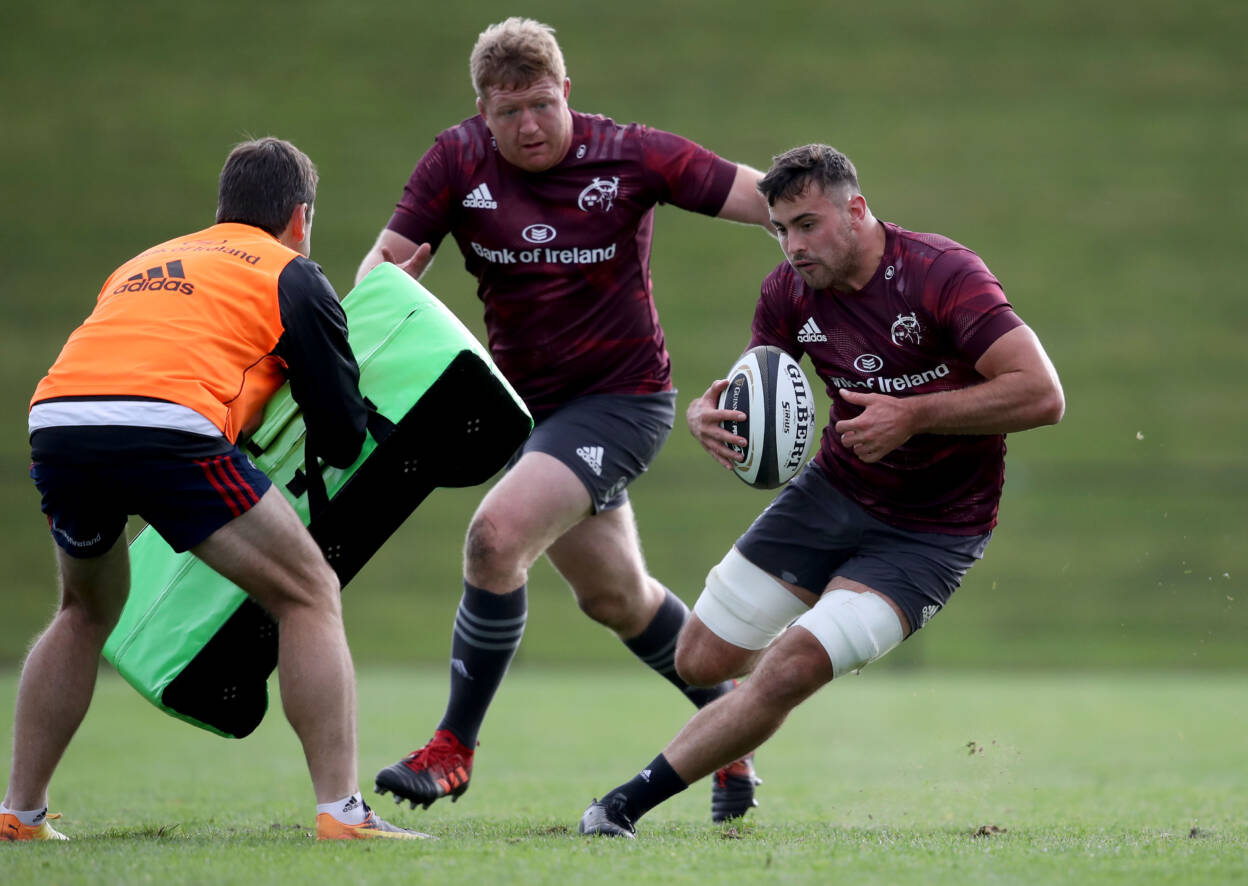 O'Sullivan Fills Openside Berth For Munster