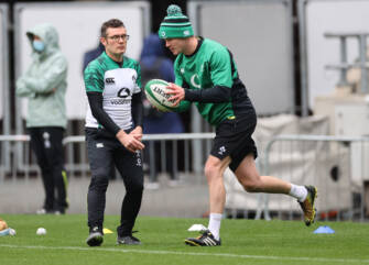 Stephen Mutch Appointed As Lead Physio For Ireland Team