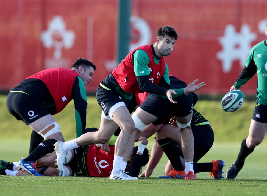 Ireland Primed And Ready For Georgia Challenge