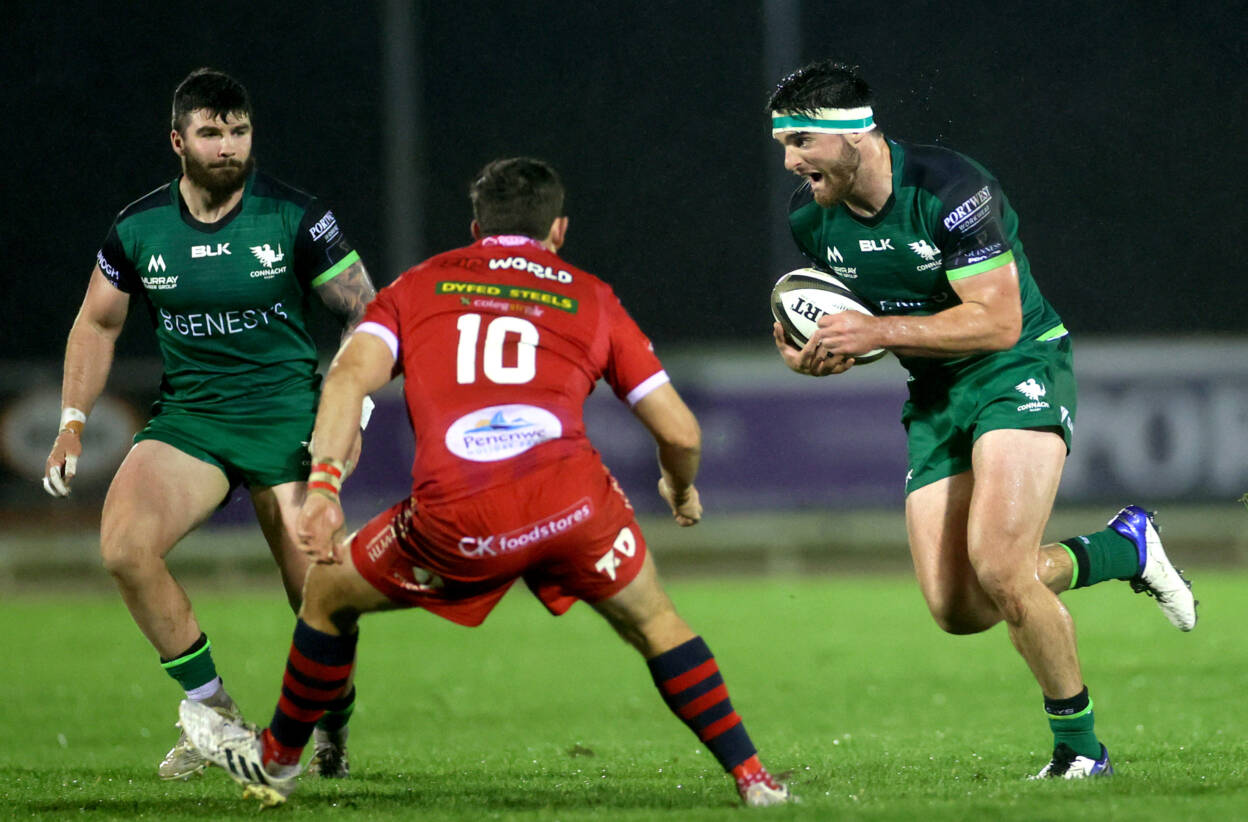 Connacht's Galway Clash With Ospreys Is Postponed