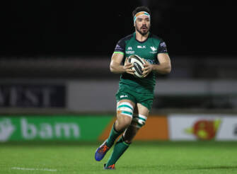 Boyle To Captain Connacht For The First Time