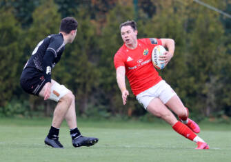 Daly And French Set To Make Munster Debuts