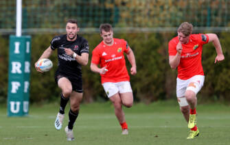 Academy Speedster Sexton Added To Ulster Bench