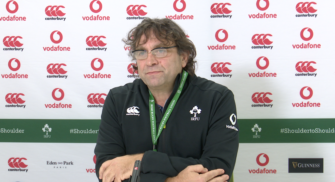 David Nucifora Media Briefing
