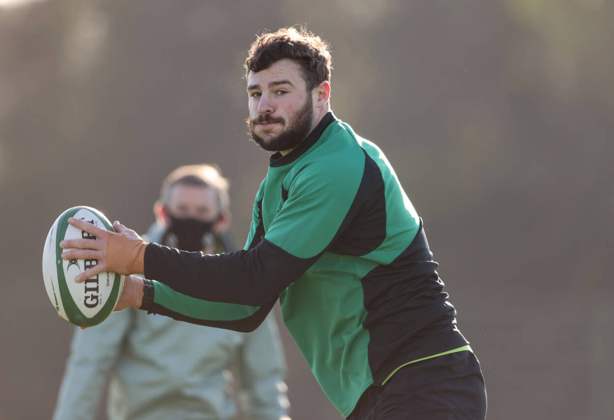 Henshaw: We're Just Keen To Get Back Out And Keep Building