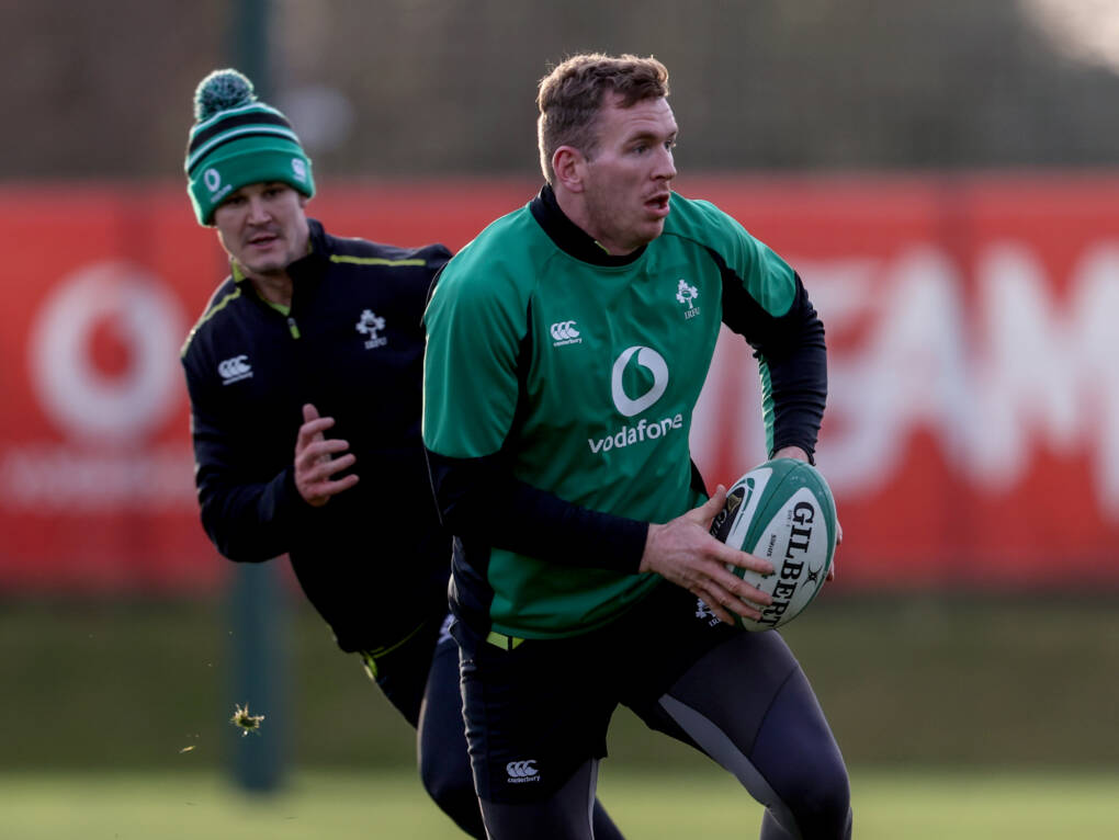 Ireland Build Towards Scotland Showdown