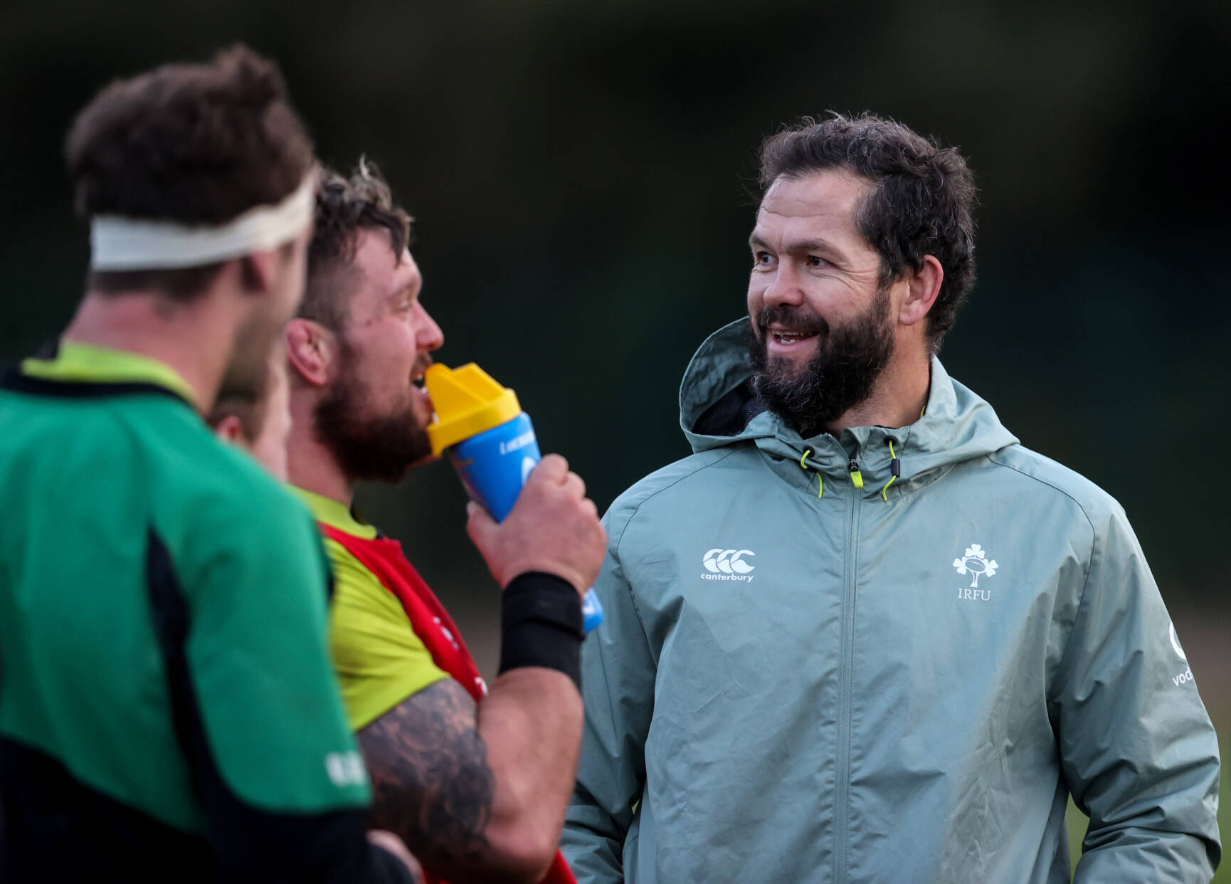 'This Is A Big Building Block Towards Six Nations' – Farrell