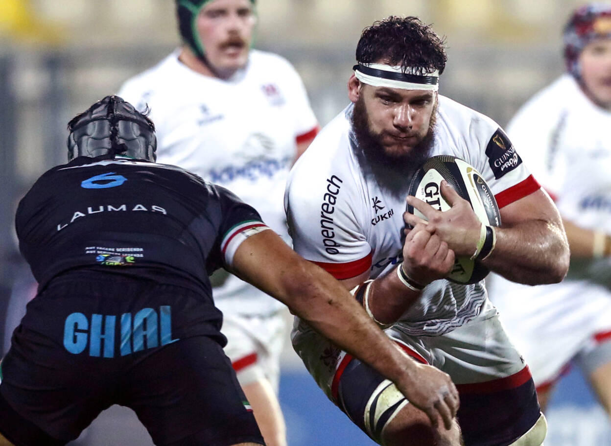 Coetzee To Leave Ulster At End Of The Season
