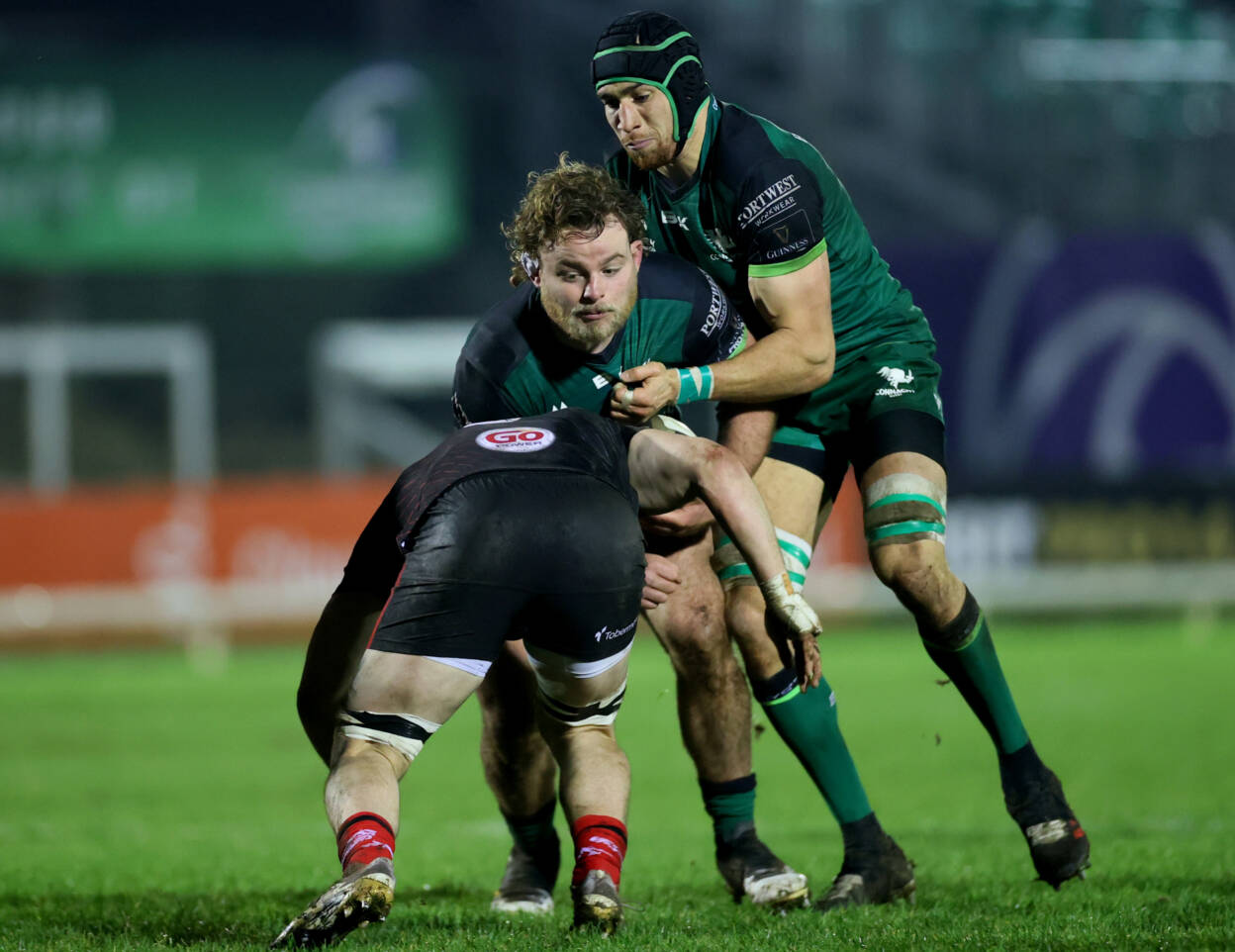 Bealham, Dillane And O'Brien Boost Connacht Pack