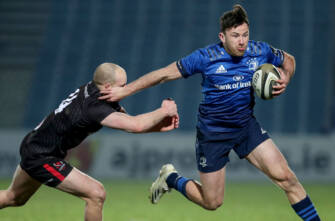 Four-Try Leinster End Ulster's Winning Run