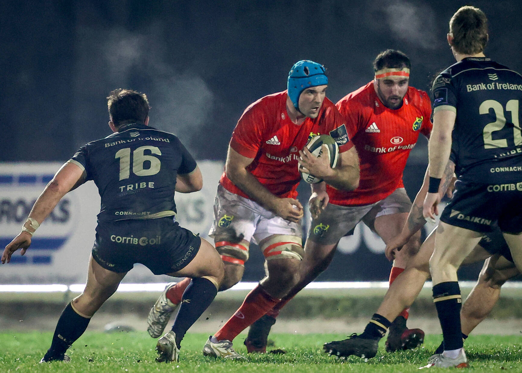 Connacht's Late Rally Not Enough As Munster Extend Lead