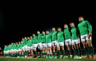 Kieran Campbell And Peter Smyth On Under-20 Six Nations Postponement
