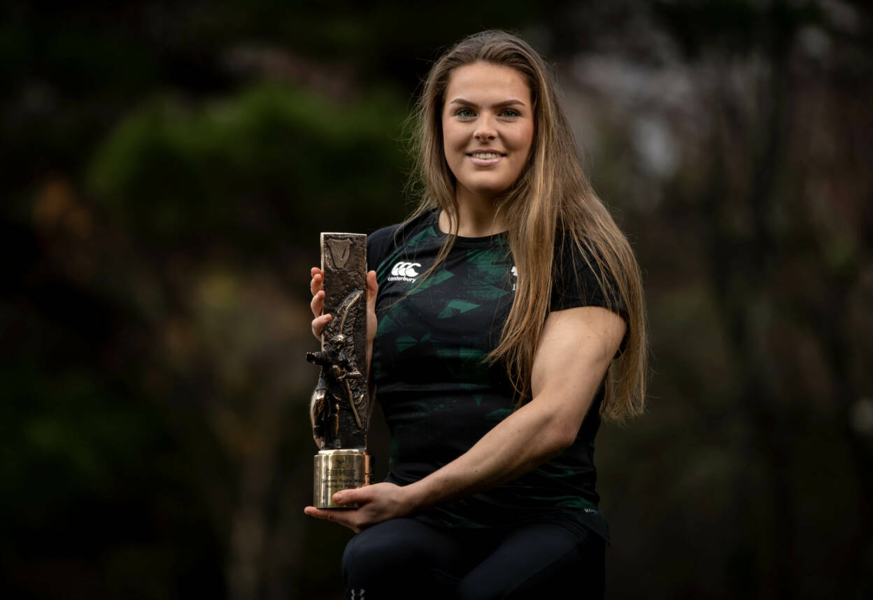 Parsons And Ringrose Win Guinness Rugby Writers Honours