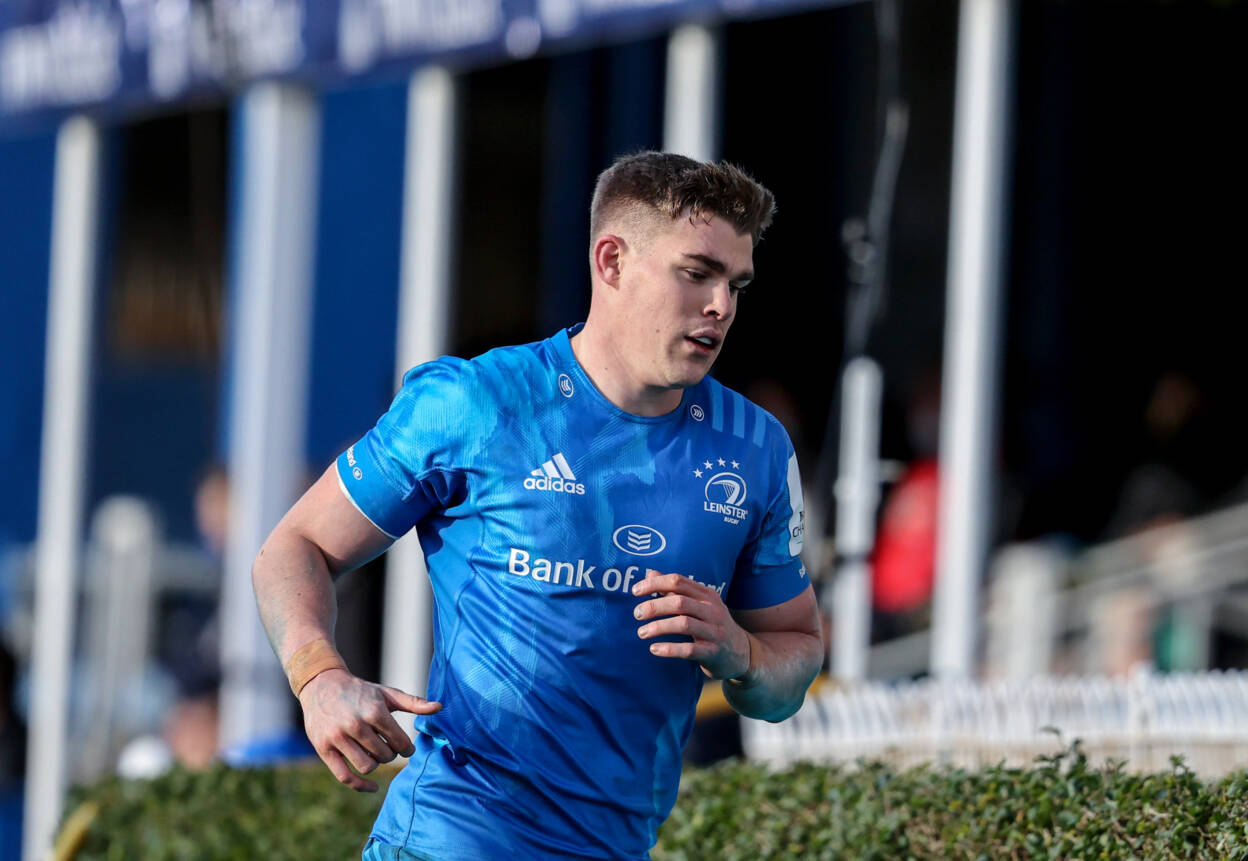 Ringrose Returns For Leinster's Thomond Test